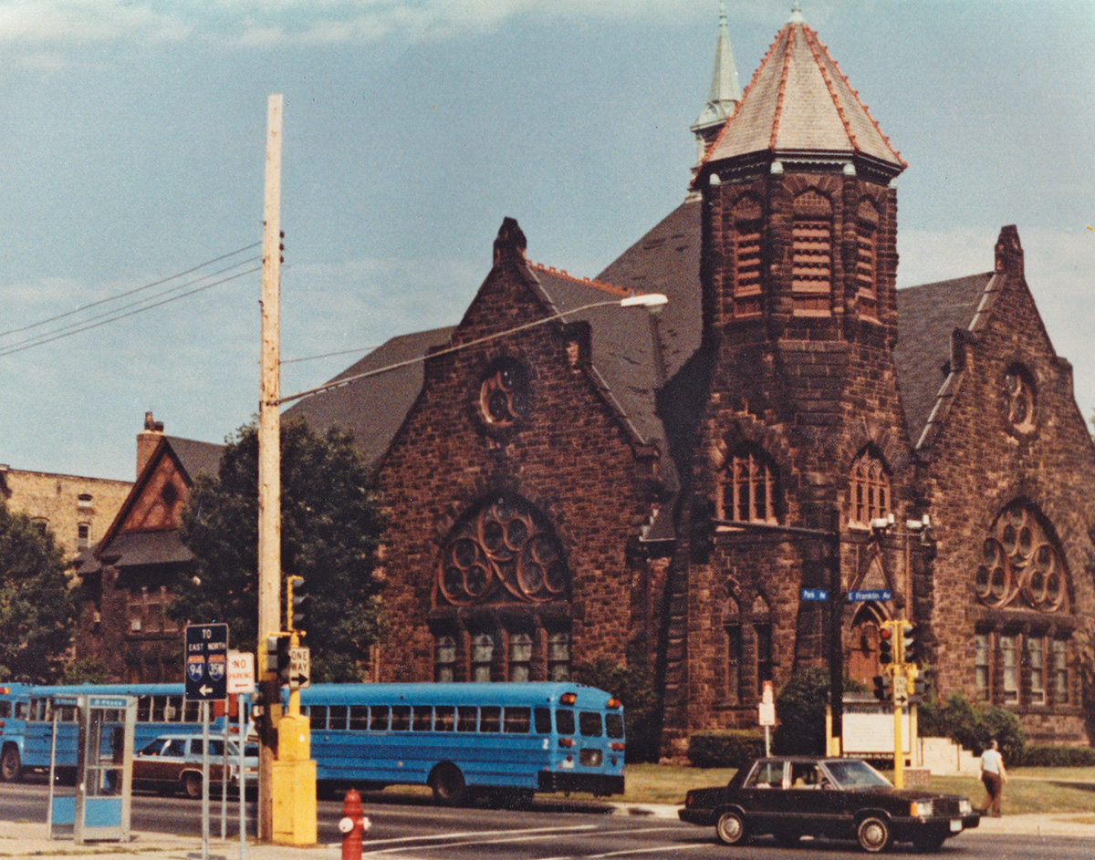 Straitgate Church, circa 1990