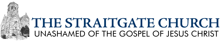 The Straitgate Church Retina Logo
